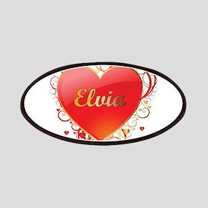 Elvia Valentines Patches