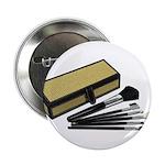 Makeup Brushes Wicker Box 2.25