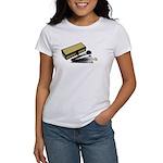 Makeup Brushes Wicker Box Women's T-Shirt