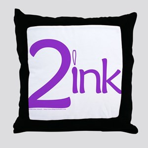 Twink Throw Pillow