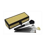 Makeup Brushes Wicker Box 38.5 x 24.5 Wall Peel