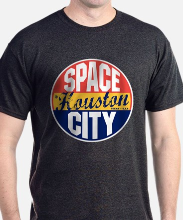 Houston Vintage Label T-Shirt