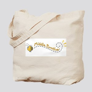 Middle Brother Bee Tote Bag