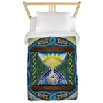 Celtic Hourglass Twin Duvet Cover