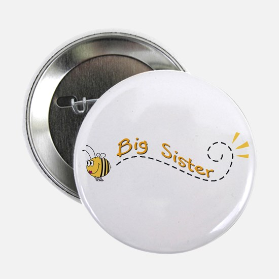 Big Sister Bee Button