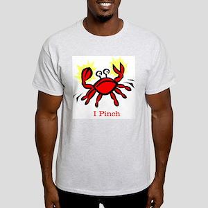 I Pinch Ash Grey T-Shirt