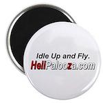 Helipalooza Idle Up and Stick it up! Magnet