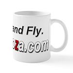 Idle up and Fly Helipalooza Logo Mug