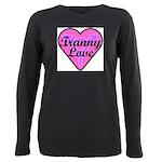 Tranny Love Plus Size Long Sleeve Tee