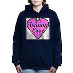 Tranny Love Women's Hooded Sweatshirt