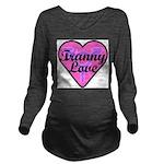 Tranny Love Long Sleeve Maternity T-Shirt