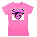Tranny Love Girl's Tee