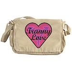 Tranny Love Messenger Bag