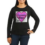 Tranny Love Women's Long Sleeve Dark T-Shirt