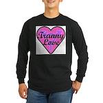 Tranny Love Long Sleeve Dark T-Shirt