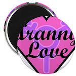 Tranny Love Magnet