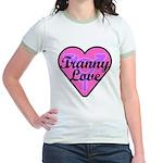 Tranny Love Jr. Ringer T-Shirt
