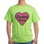 Tranny Love Green T-Shirt