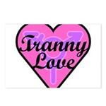 Tranny Love Postcards (Package of 8)
