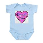 Tranny Love Infant Bodysuit