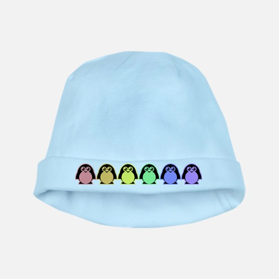 gay penguins.png Baby Hat