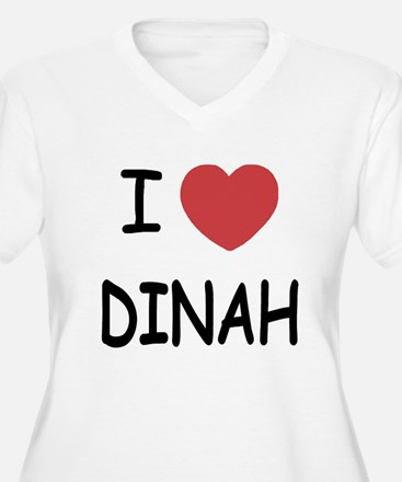 I heart dinah T-Shirt