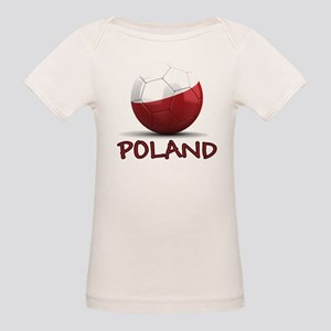Team Poland Organic Baby T-Shirt