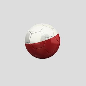 Team Poland Mini Button