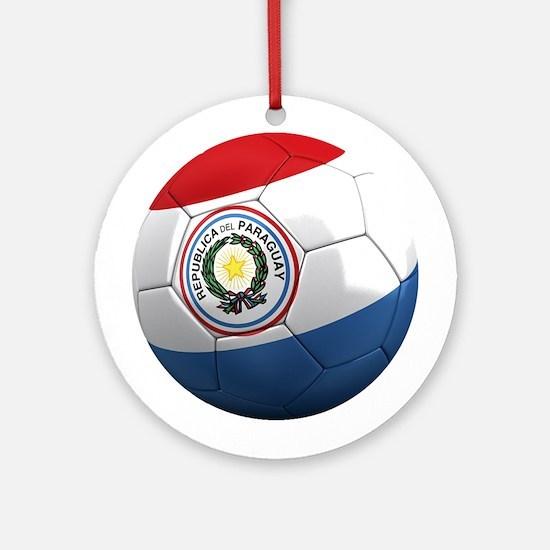 Team Paraguay Ornament (Round)