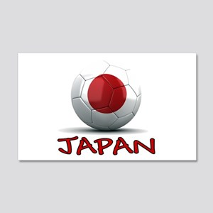 Team Japan 22x14 Wall Peel