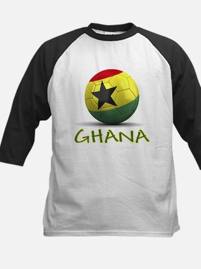 Team Ghana Kids Baseball Jersey