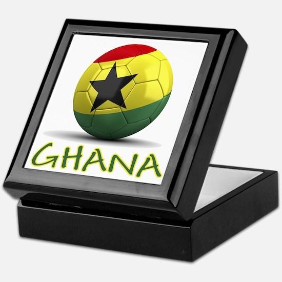 Team Ghana Keepsake Box