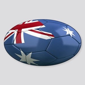 Team Australia Sticker (Oval)
