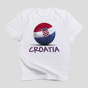 Team Croatia Infant T-Shirt