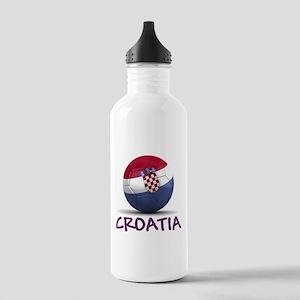 Team Croatia Stainless Water Bottle 1.0L
