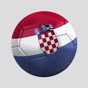 "Team Croatia 3.5"" Button"