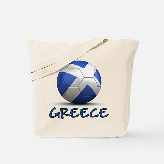 Team Greece Tote Bag