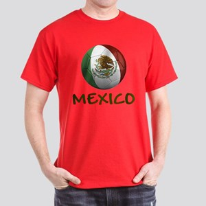 Team Mexico Dark T-Shirt