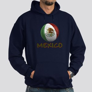 Team Mexico Hoodie (dark)