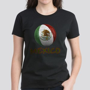Team Mexico Women's Dark T-Shirt