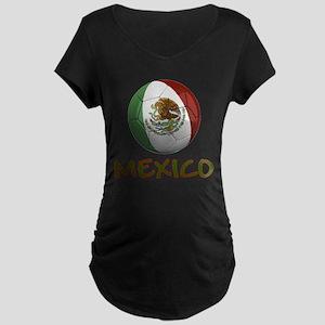 Team Mexico Maternity Dark T-Shirt