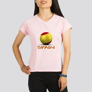 Team Spain Performance Dry T-Shirt