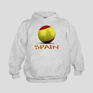 Team Spain Kids Hoodie
