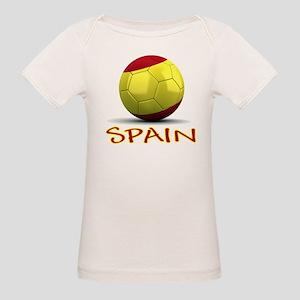 Team Spain Organic Baby T-Shirt