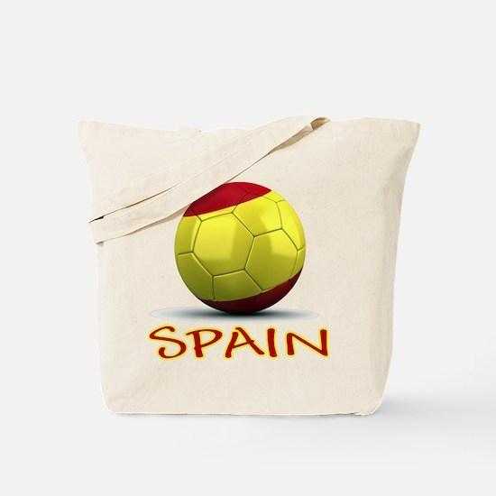 Team Spain Tote Bag