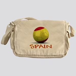 Team Spain Messenger Bag