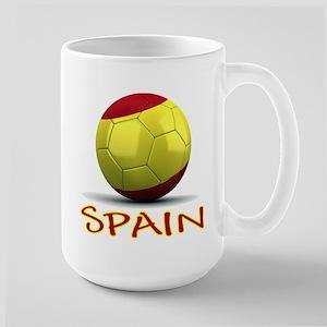 Team Spain Large Mug