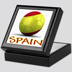 Team Spain Keepsake Box
