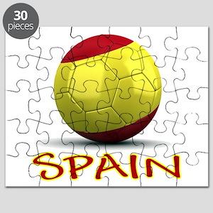 Team Spain Puzzle
