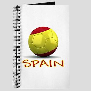 Team Spain Journal